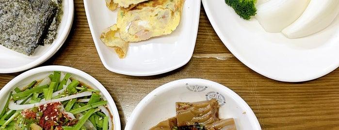 혁이네 수산 is one of Jeju Food 濟州道 飮食 제주 음식.