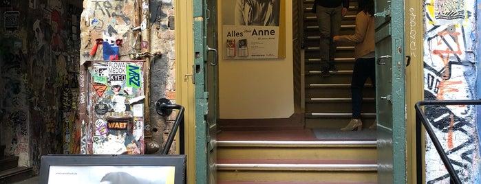 Anne Frank Zentrum is one of Posti salvati di Lauma.