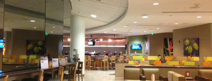 American Airlines Admirals Club is one of Locais curtidos por Alejandro.
