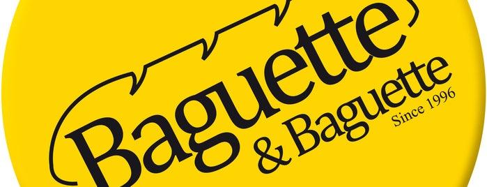 Baguette & Baguette Ennasr is one of Specials.