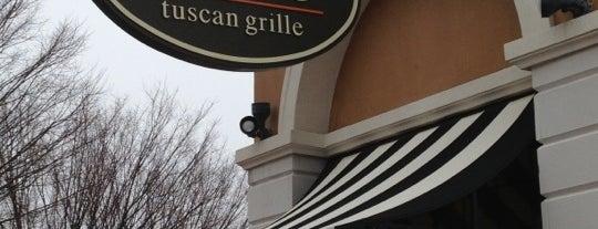 Brio Tuscan Grille is one of Tempat yang Disukai Nick.