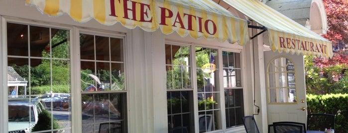 The Patio Restaurant is one of Orte, die KDaddy gefallen.