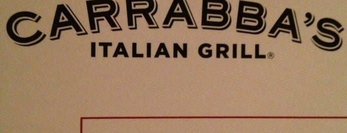 Carrabba's Italian Grill is one of Edward 님이 좋아한 장소.