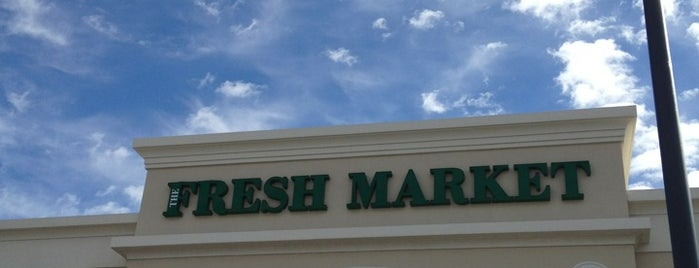 The Fresh Market is one of Mighty 님이 좋아한 장소.