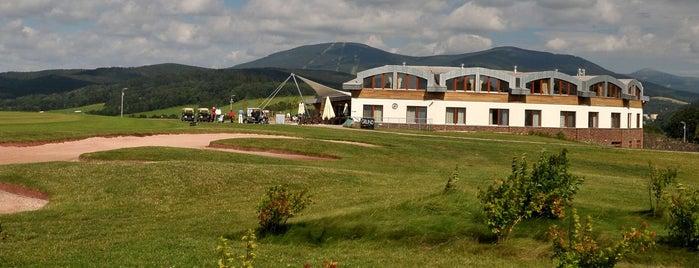 Grund Resort GOLF & SKI is one of Olgaさんのお気に入りスポット.