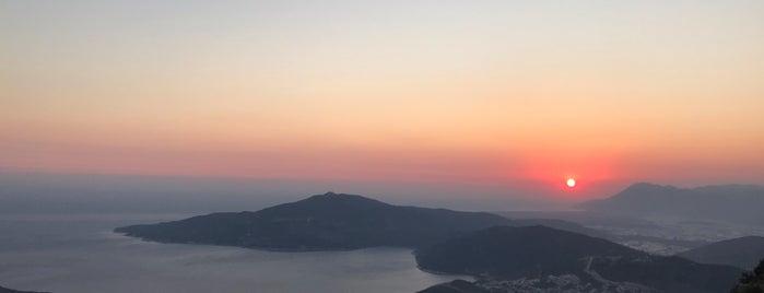 Kalkan Seyir Tepesi is one of Antalya.