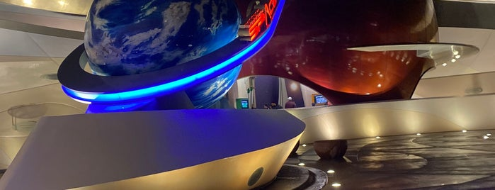 Mission: Space Cargo Bay is one of ATS TRAVEL FL  EPCOT.