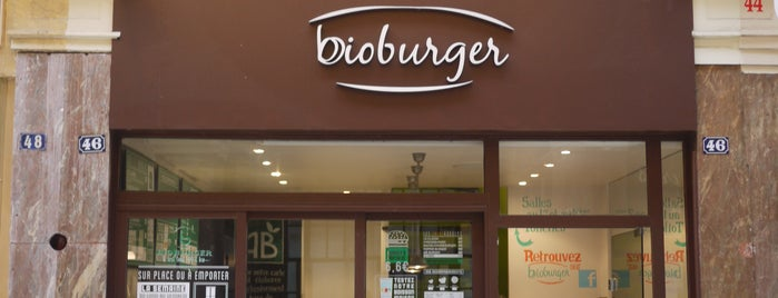 Bioburger is one of Dej Spaces.