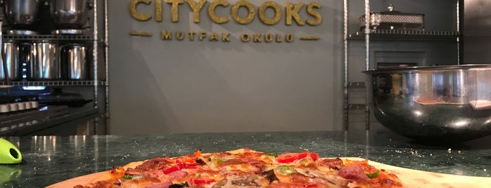 City Cooks is one of Kuyumcu.