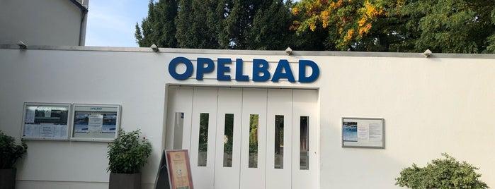 Opelbad is one of Schwimmbäder und Badeseen.