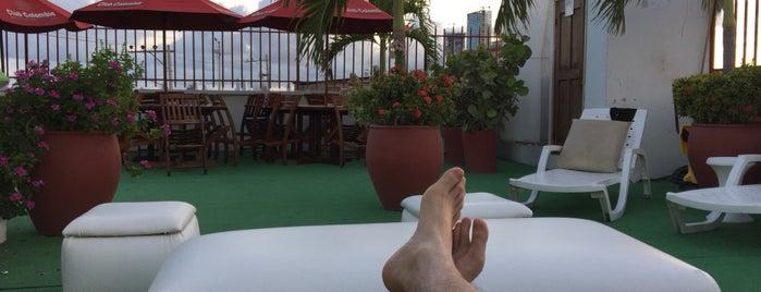 Hotel patio de Getsemani is one of Omar 님이 좋아한 장소.