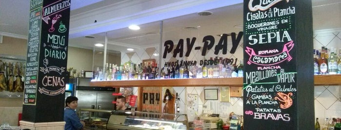 Bar Restaurante Pay Pay is one of Posti che sono piaciuti a Bob.