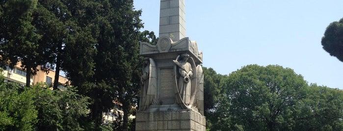 İngiliz Mezarlığı is one of Gespeicherte Orte von Sumru.
