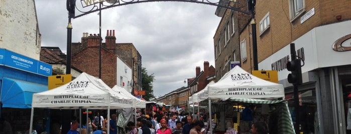 East Street Market is one of Markets.