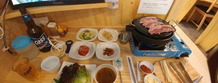 독고진1인식당 is one of Seoul.