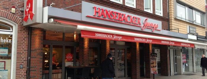 Hansebäcker Junge is one of สถานที่ที่ Daniel ถูกใจ.