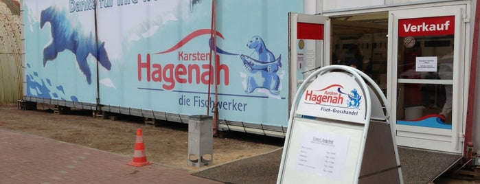 Hagenah is one of Hamburg.