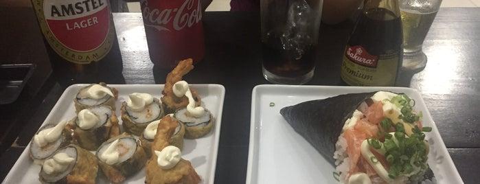 Sushi Franceses is one of Lieux qui ont plu à Ammy.