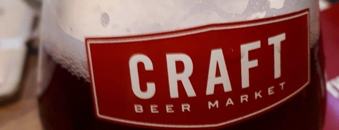 Craft Beer Market is one of Toronto.