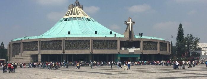 Basílica de Santa María de Guadalupe is one of Lugares favoritos de Chuk.