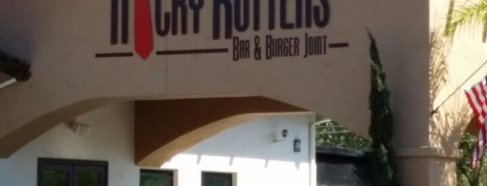 Nicky Rotten's Burger and Bar is one of SD Magazine Suggestions.