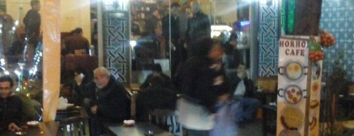 Horhor Cafe is one of Turkey.