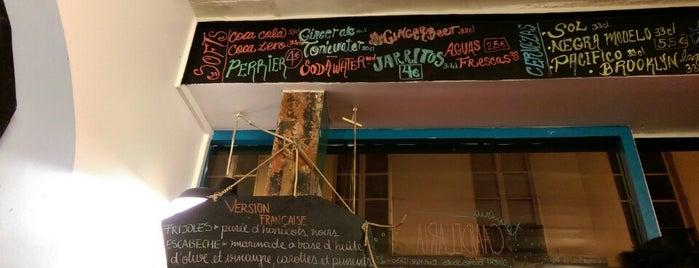 Candelaria is one of PARIS - Food.