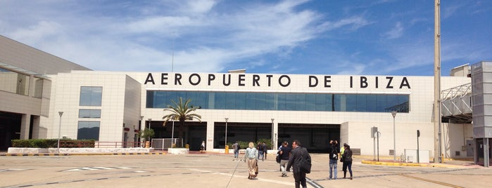 Aeroporto de Ibiza (IBZ) is one of Airports Worldwide....