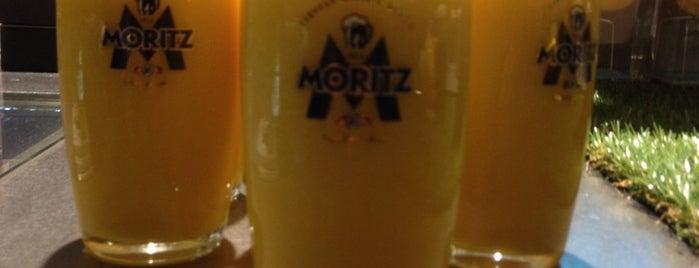 Fàbrica Moritz Barcelona is one of Barcelona #menigagabcn.