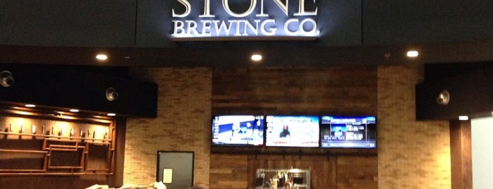 Stone Brewing Co. is one of Craft Beer Hot Spots in San Diego.