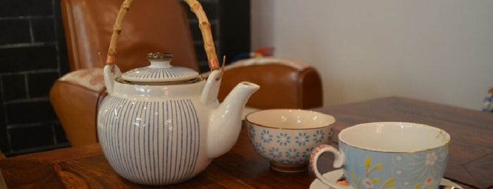 Tea Lichou is one of Johann: сохраненные места.