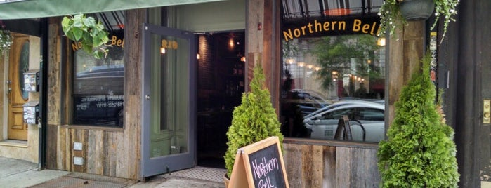 Northern Bell is one of Williamsburg.