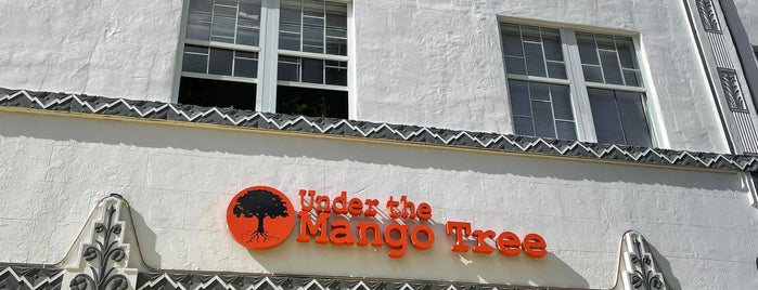 Under The Mango Tree is one of miami.