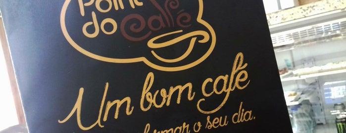 Point do Café is one of Locais curtidos por Luis.