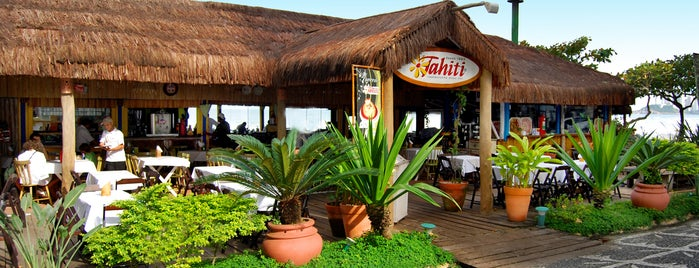 Tahiti Restaurante Pizza Bar is one of Posti che sono piaciuti a Leandro.
