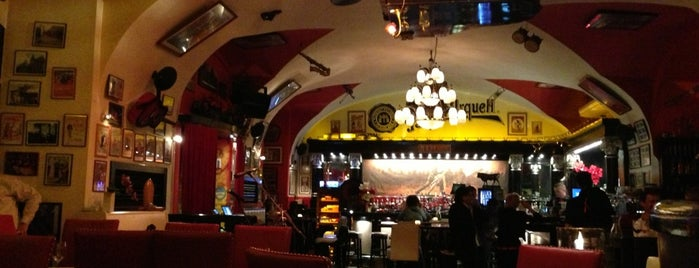 La Casa Argentina is one of Prague, Beer & yummy food.