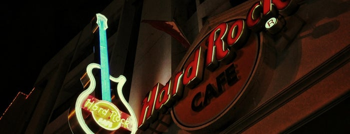 Hard Rock Cafe Bahrain is one of Bahrain - The Pearl Of The Gulf.