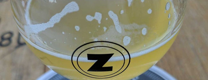 Zebulon Artisan Ales is one of Asheville NC.
