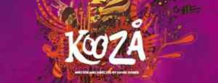 Cirque Du Soleil KOOZA is one of Madrid: Teatros.