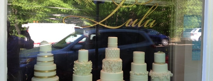 Lulu Custom Cake Boutique is one of Desserts - Westchester.
