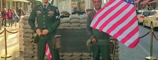 Checkpoint Charlie is one of Berlin to-do list.