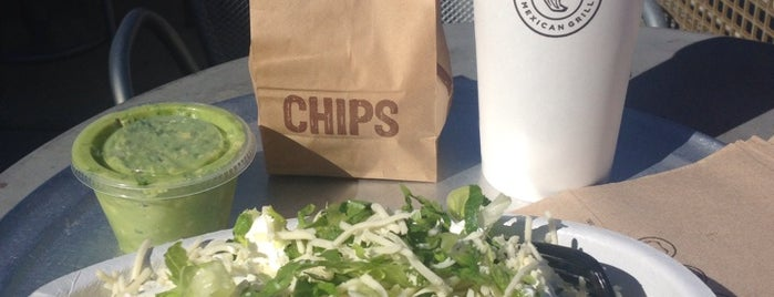 Chipotle Mexican Grill is one of Posti che sono piaciuti a Mark.