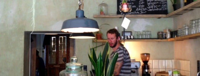Roamers is one of Coffee Places_Berlin.