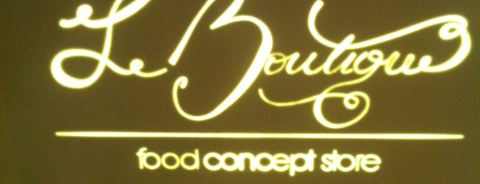 Le Boutique Food Concept Store is one of Bucharest - Go To Places.