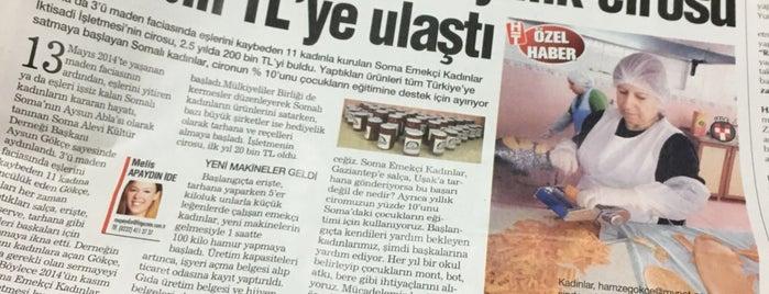 HaberTürk is one of ;).