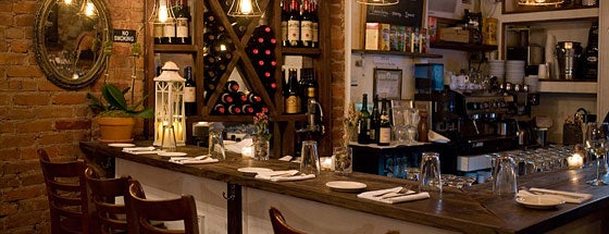 Antibes Bistro is one of Drinks in New York.