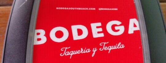 Bodega Taqueria y Tequila is one of Miami.