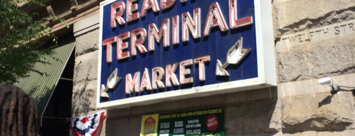 Reading Terminal Market is one of SRCCON.