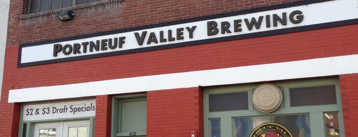 Portneuf Valley Brewing is one of Brewery & Distillery To-Do List.