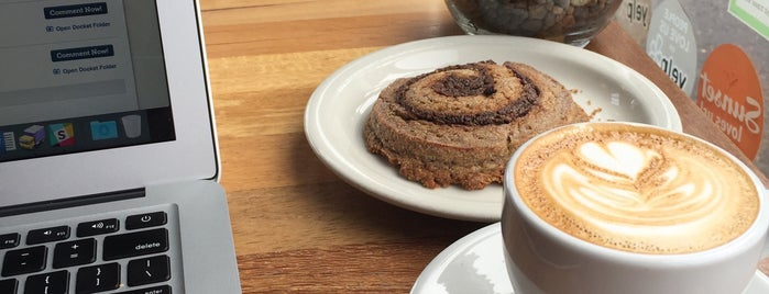 Coffeehouse Northwest is one of Best of Portland.